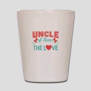 Uncle of twins, Double The Love, Uncle Shot Glass