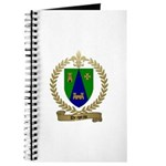 DRAPEAU Family Crest Journal
