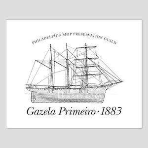 Classic Gazela Small Poster