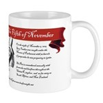Remember Your Guy History Mug