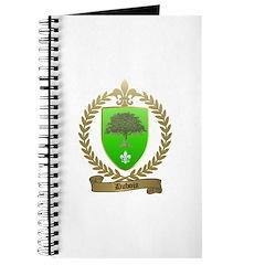 DUBOIS Family Crest Journal
