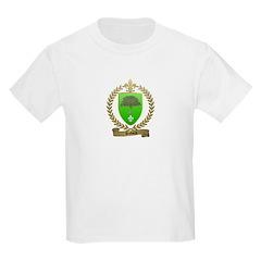 DUBOIS Family Crest Kids T-Shirt