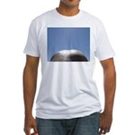 119. rump? Fitted T-Shirt