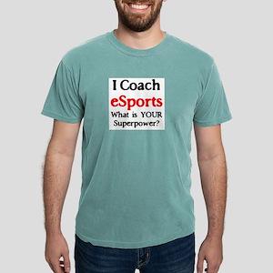 coach esports Mens Comfort Colors® Shirt