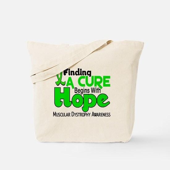 HOPE Muscular Dystrophy 5 Tote Bag