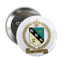 DUCHARME Family Crest Button