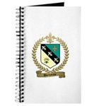 DUCHARME Family Crest Journal