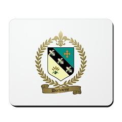 DUCHARME Family Crest Mousepad
