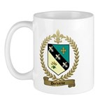 DUCHARME Family Crest Mug