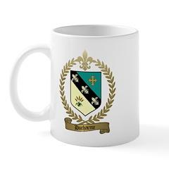 DUCHARME Family Crest Mug