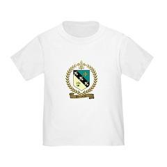 DUCHARME Family Crest T
