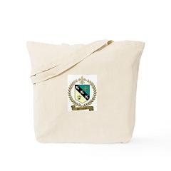 DUCHARME Family Crest Tote Bag