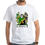 Filimonov Family Crest White T-Shirt