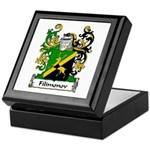 Filimonov Family Crest Keepsake Box