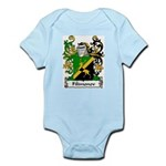 Filimonov Family Crest Infant Creeper