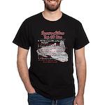 Snowmobiliers Top Ten Lies - Dark T-Shirt