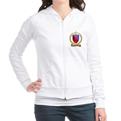 DUCHESNEAU Family Crest Fitted Hoodie