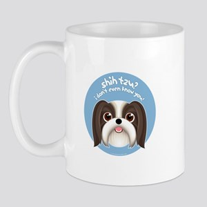 SHIH TZU? Boy Dog Mug