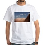 153. cloudz bottom? White T-Shirt