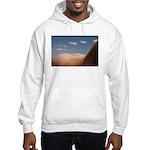 153. cloudz bottom? Hooded Sweatshirt