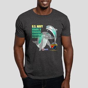 Navy MMS Dark T-Shirt