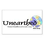 Unearthed: Rectangle Sticker 50 pk)