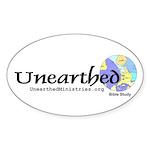 Unearthed: Matthew Series Oval Sticker (50 pk)