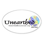 Unearthed: Oval Sticker (10 pk)