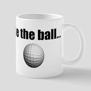 Be the ball Mug