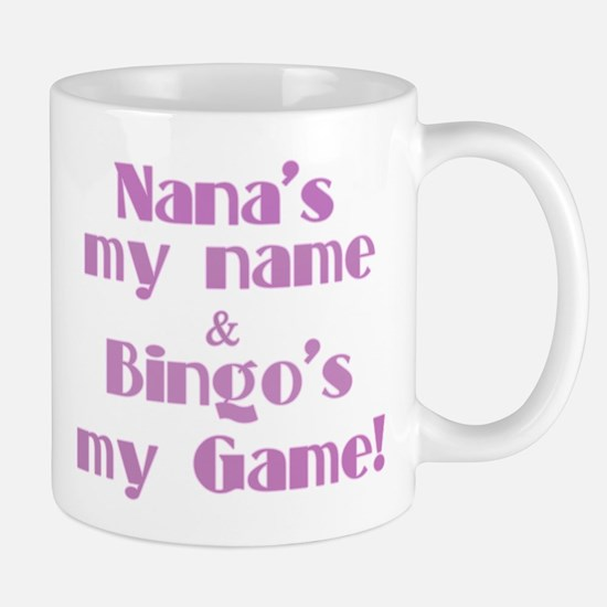 Nana and Bingo Mug