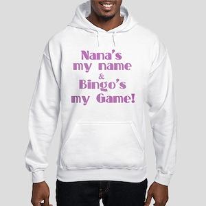 Nana and Bingo Hooded Sweatshirt
