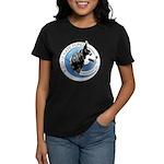 Women's Dark T-Shirt w/ Logo--4 Colors
