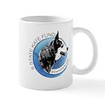 Mug with 8 State Kate Fund Logo