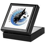 Keepsake Box with 8 State Kate Fund Logo-2 Colors