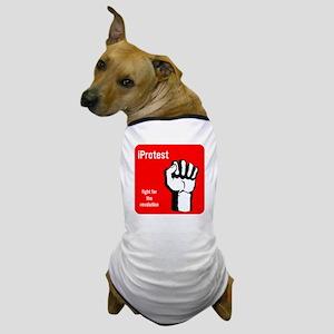 iProtest Dog T-Shirt