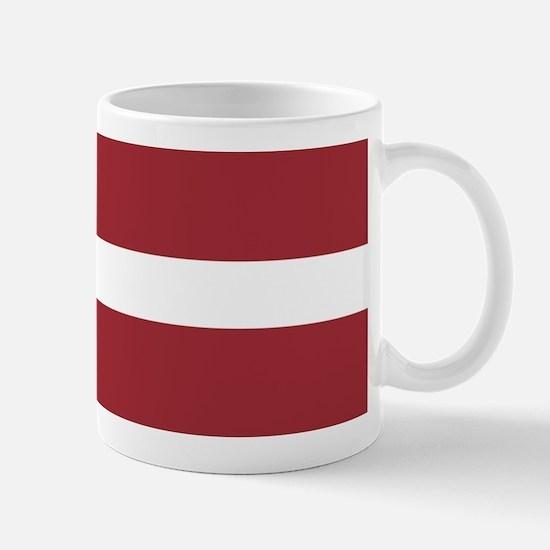 Flag: Latvia Mug