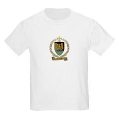 FOUQUET Family Crest Kids T-Shirt
