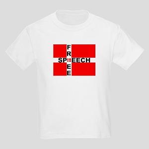 Free Speech Kids T-Shirt