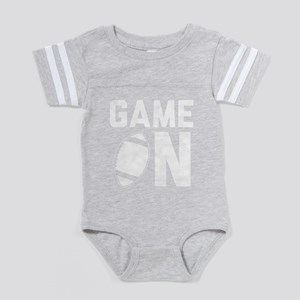 Game On Baby Football Bodysuit