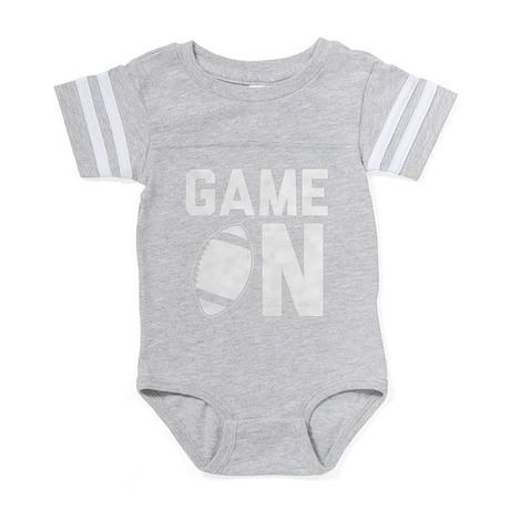 Game On Baby Football Bodysuit