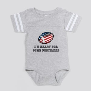 football Baby Football Bodysuit