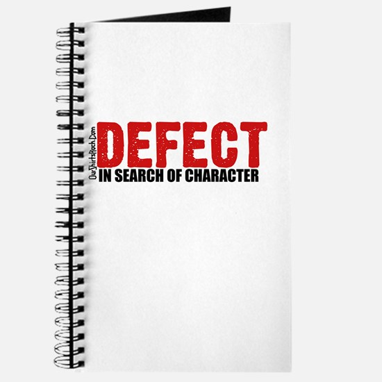 Defect.. Journal