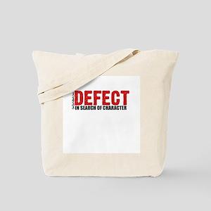 Defect.. Tote Bag