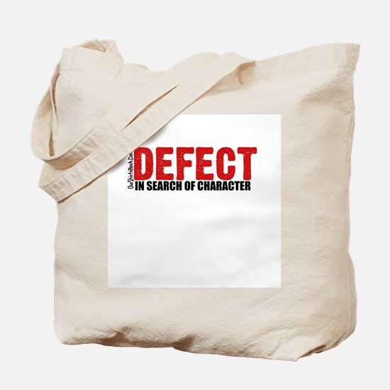 Defect.. Tote Bag