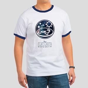 Night Sky Logo Ringer T-Shirt