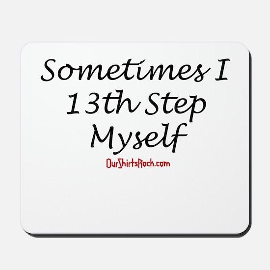 13th Stepper Mousepad