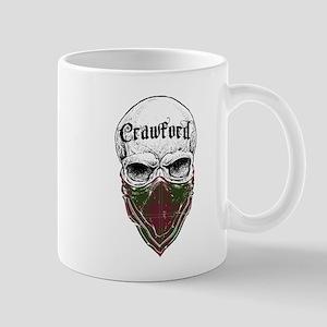 Crawford Tartan Bandit Mug