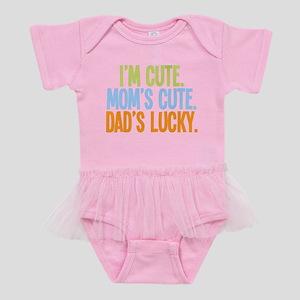 luckydad Baby Tutu Bodysuit