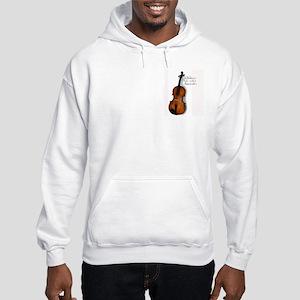 The Glorious Viola Hooded Sweatshirt