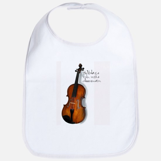 The Glorious Viola Bib